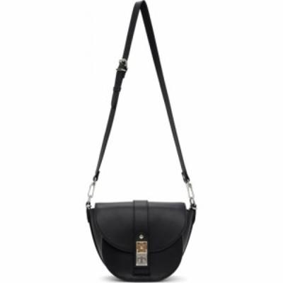 プロエンザ スクーラー Proenza Schouler レディース ショルダーバッグ バッグ black small ps11 saddle bag Black