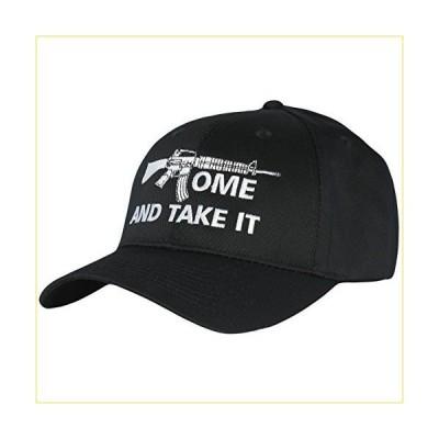 Fantastic TシャツCome and Take It 2?nd Amendment midプロファイル帽子 カラー: ブラック