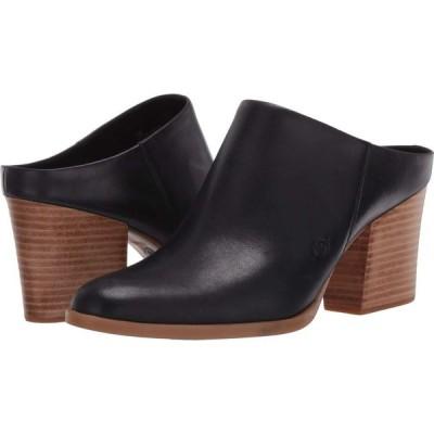 ボーン Born レディース ブーツ シューズ・靴 Eustis Black Full Grain