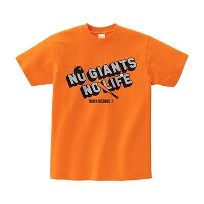読売ジャイアンツ/NO GIANTS, NO LIFE. 2020 T-shirts Mサイズ[4582568018742]