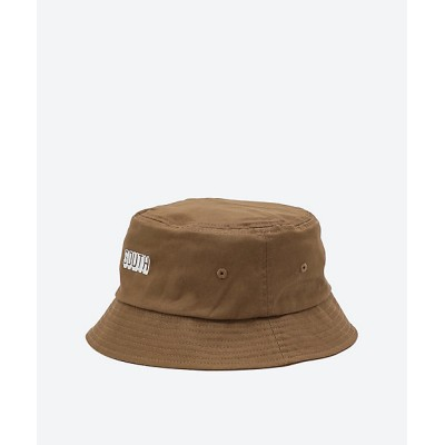 <nonnative(Men)/ノンネイティブ> バケットハット DWELLER BUCKET HAT 'SOUTH' by LORD ECHO NN H3904 BROWN【三越伊勢丹/公式】