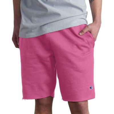 チャンピオン Champion メンズ ショートパンツ ボトムス・パンツ Life Reverse Weave Cut Off Shorts Pink