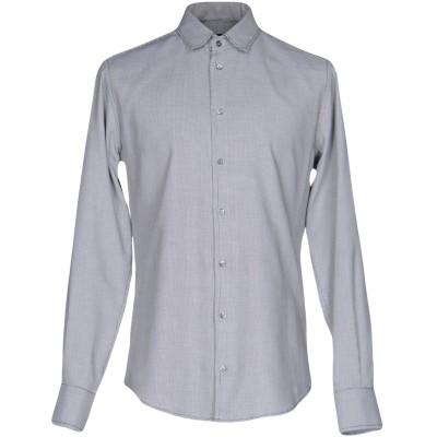 トムレベル TOM REBL シャツ ブラック 50 100% コットン シャツ