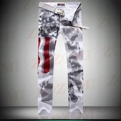 メンズファッション ジーンズパンツ カラーデニム カジュアルパンツ ジャージーパンツnzkz002