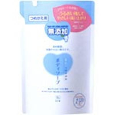 牛乳石鹸共進社 カウブランド 無添加ボディソープ 詰替用 400mL