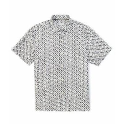 トッミーバハマ メンズ シャツ トップス Baja Mar Short-Sleeve Woven Shirt Lychee