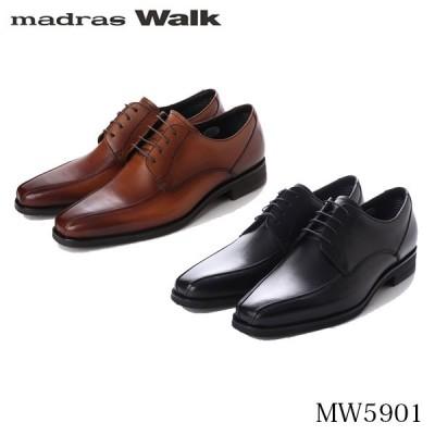 マドラスウォーク madras Walk メンズ ビジネスシューズ ゴアテックス スクエアトウのツーシーム ビジネスシューズ MW5901 MADMW5901 国内正規品