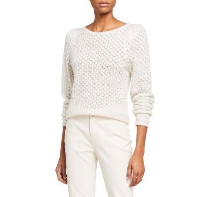 ジョア レディース シャツ トップス Moxya Wool Lightweight Knit Sweater