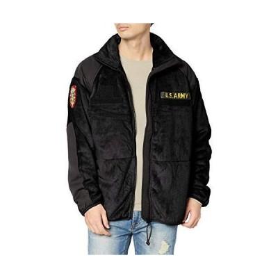 エフスタイル フリースジャケット ECWCS Gen3 両面フリース メンズ ブラック M