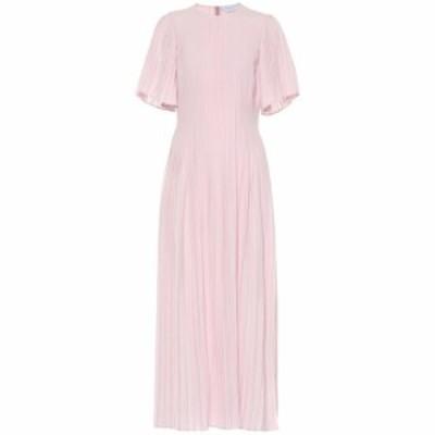 ガブリエラ ハースト Gabriela Hearst レディース ワンピース ワンピース・ドレス Ravenna wool and cashmere dress Blush