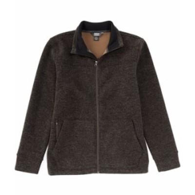 アウトドアリサーチ メンズ ジャケット・ブルゾン アウター Wool Flurry Full-Zip Jacket Grizzly Brown