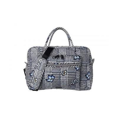 Vera Bradley ベラブラッドリー レディース 女性用 バッグ 鞄 ダッフルバッグ Performance Twill Weekend Travel Bag - Bedford Plaid