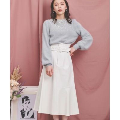 Noela / アシメフレアスカート WOMEN スカート > スカート
