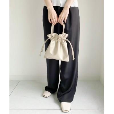 Outfitter lab / 2WAY 巾着 ミニショルダー バッグ WOMEN バッグ > ショルダーバッグ