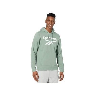 リーボック Training Essentials Sweatshirt メンズ スウェット パーカー Harmony Green