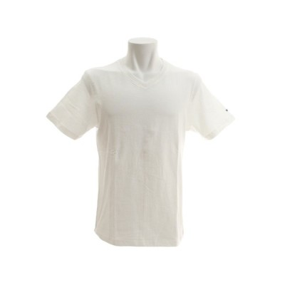 CHRISTIAN 24(CHRISTIAN 24) Tシャツ メンズ Vネック 半袖 CH2BS9011 WHT オンライン価格 (メンズ)