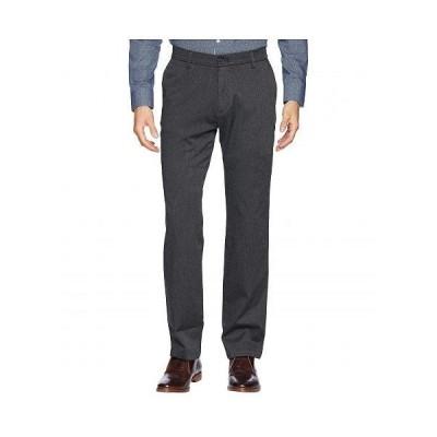 Dockers ドッカーズ メンズ 男性用 ファッション パンツ ズボン Straight Fit Signature Khaki Lux Cotton Stretch Pants D2 - Creaseless - Charcoal Heather