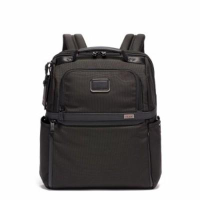 トゥミ TUMI メンズ パソコンバッグ バッグ Alpha 3 Collection Slim Solutions Laptop Brief Pack Black