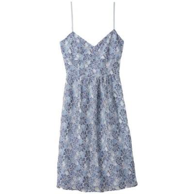 ビービーダコタ レディース ワンピース トップス Two-Tone Lace Sweetheart Midi Dress