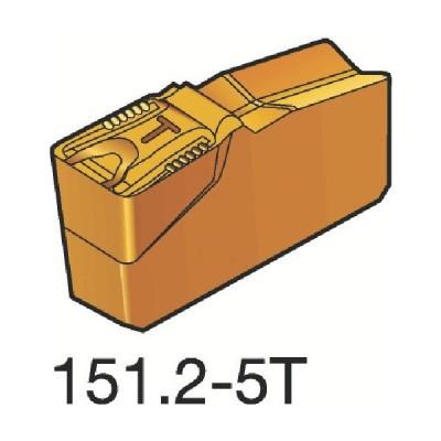 サンドビック T−Max Q−カット 突切り・溝入れチップ 4225 COAT(N151.24004405T)