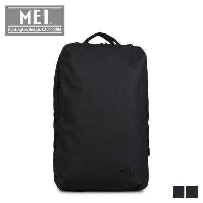 MEI メイ リュック バック バックパック ブラック 2 メンズ レディース 28L DAY PACK ブラック グレー 黒 MDK502