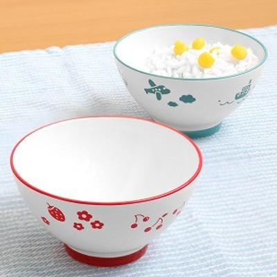 お茶碗 220ml 子供用食器 プラスチック 日本製 クリーンコート ( 食洗機対応 電子レンジ対応 撥水加工 茶碗 子供用 ライスボウル お茶碗