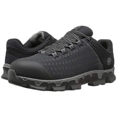 ティンバーランド Powertrain Alloy Toe メンズ スニーカー 靴 シューズ Black Synthetic