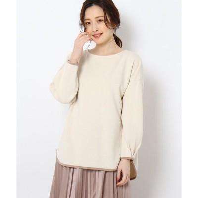 tシャツ Tシャツ サカリバ配色パイピングプルオーバー