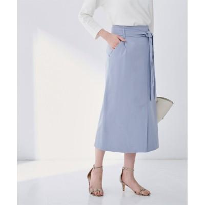 ur's / ラップ調タイトスカート WOMEN スカート > スカート