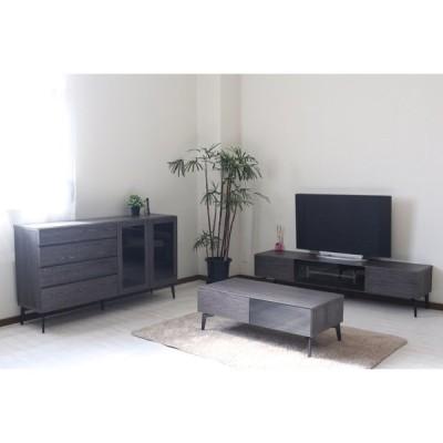テレビ台 (幅180cm)高級 家具 フロートテレビ台ダークグレー家具 送料&開梱設置無料(一部地域除く)  完成品
