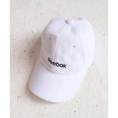 帽子 キャップ 【Reebok】ロゴ 刺繍 ローキャップ(AC2032)(LF)