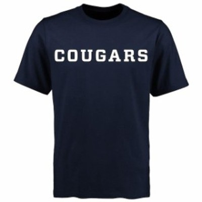 Fanatics Branded ファナティクス ブランド スポーツ用品  BYU Cougars Navy Mallory T-Shirt