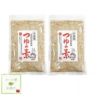 丸島醤油 つゆの素 210g ×2袋セット [メール便deお届け]