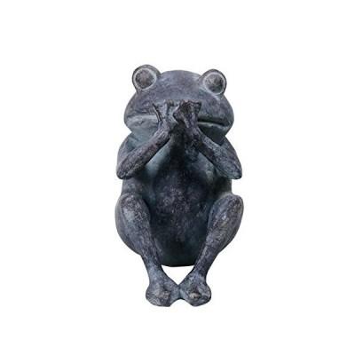 東洋石創 動物オーナメント いわざる かえる 11052
