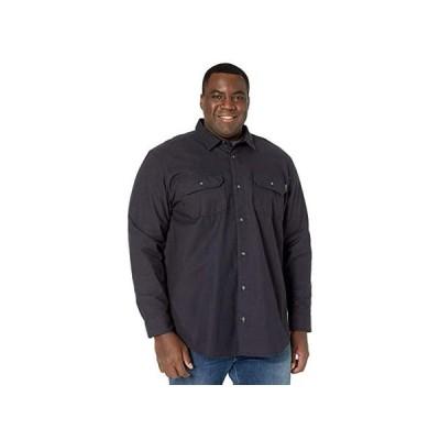 ティンバーランド Extended Woodfort Heavyweight Flannel Work Shirt メンズ シャツ トップス Dark Navy