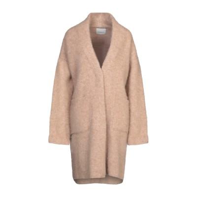 ラネウス LANEUS コート キャメル 38 毛(アルパカ) 37% / ナイロン 34% / ウール 14% / 合成繊維 13% / カシミヤ
