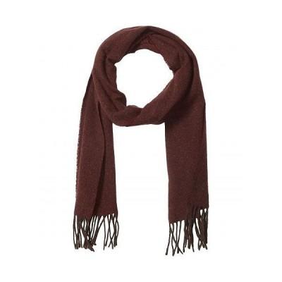 Eton イートン メンズ 男性用 ファッション雑貨 小物 スカーフ マフラー Solid Scarf - Brown