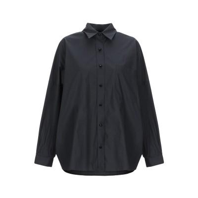 ピンコ PINKO シャツ ブラック 38 コットン 97% / ポリウレタン 3% シャツ