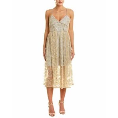 ファッション ドレス Self-Portrait A-Line Dress