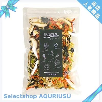 しいたけ(原木) と えのき茸 が入った 乾燥 野菜 純国産 野菜のみ使用 6種の野菜  国産 わかめ / 7種類ミックス 10