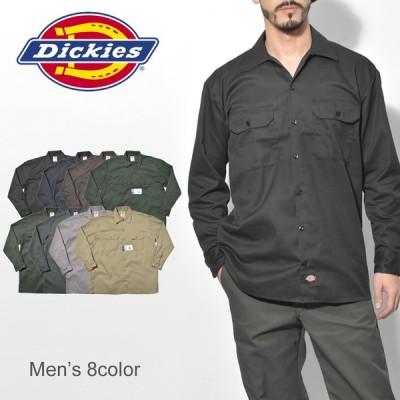 DICKIES ディッキーズ 長袖シャツ メンズ 574 ロングスリーブワークシャツ ストリート アメカジ シンプル
