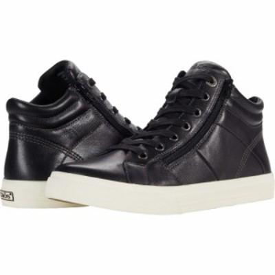 タオス Taos Footwear レディース スニーカー シューズ・靴 Winner Black Leather