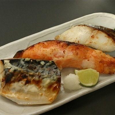ヤマソウ 焼津漬 漬魚セット 3種(a15-385)