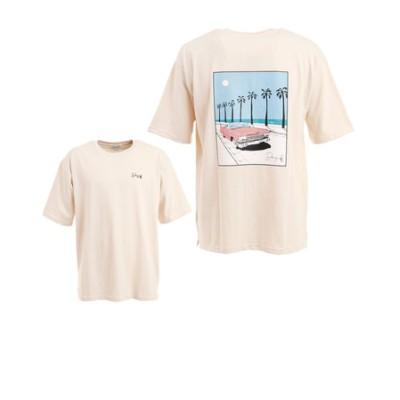 Tシャツ メンズ 半袖 プリントシャツ 1551027-NTY