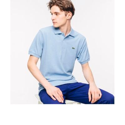 『L1264』定番半袖ポロシャツ(杢糸)