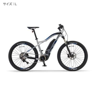 YAMAHA(ヤマハ) 2018 YPJ-XC サイズL(178cm-) マットピュアシルバー 電動アシスト自転車