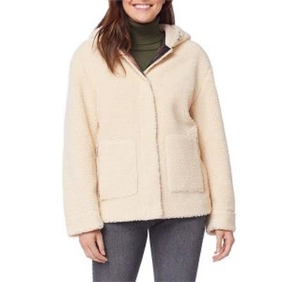 ペンドルトン レディース ジャケット・ブルゾン アウター Pendleton Berber Fleece Hooded Jacket - Women's Natural