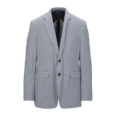 MICHAEL KORS MENS テーラードジャケット パステルブルー 46 ポリエステル 97% / ポリウレタン 3% テーラードジャケット