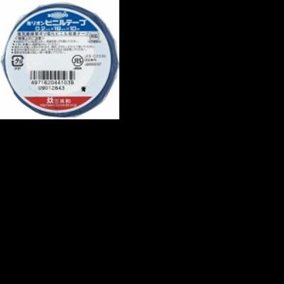 共和 ミリオン ビニルテープ 19mm×10m 青 1巻
