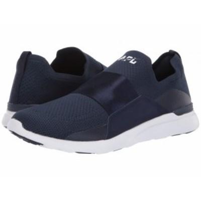 Athletic Propulsion Labs (APL) メンズ 男性用 シューズ 靴 スニーカー 運動靴 Techloom Bliss Navy/White【送料無料】